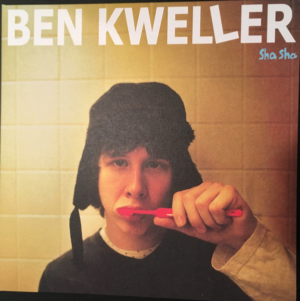 Ben Kweller ‎– Sha Sha LP RSD 2018 Exclusive White Coloured Vinyl