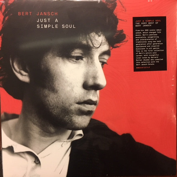 Bert Jansch ‎– Just A Simple Soul 2LP