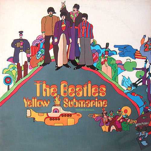 Beatles - Yellow Submarine LP