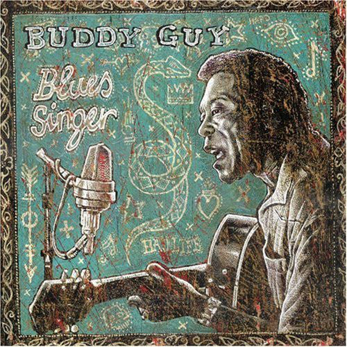 Buddy Guy - Blues Singer CD