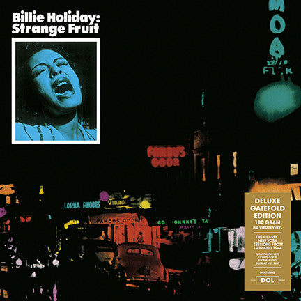 Billie Holiday - Strange Fruit LP