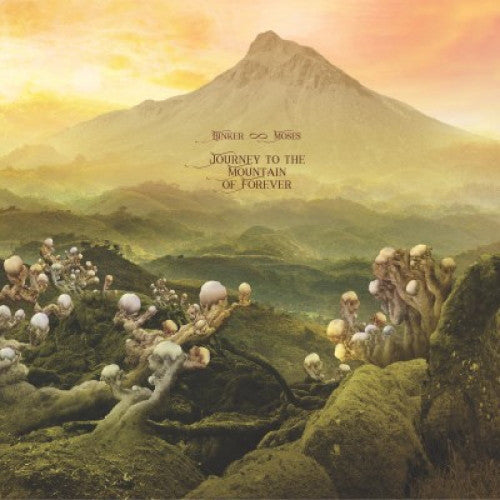 Binker ∞ Moses ‎– Journey To The Mountain Of Forever 2LP
