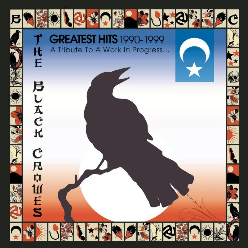 Black Crowes - Greatest Hits 1990-1999: A Tribute To A Work In Progress... CD