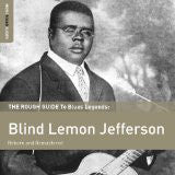 Blind Lemon Jefferson ‎– Rough Guide To Blues Legends: (Reborn And Remastered) LP