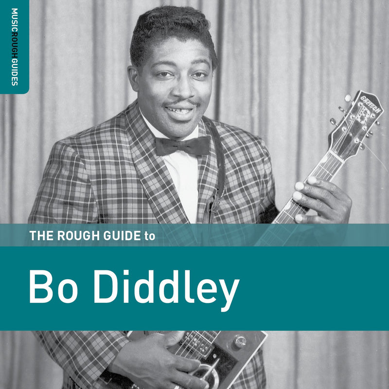 Bo Diddley - Rough Guide LP