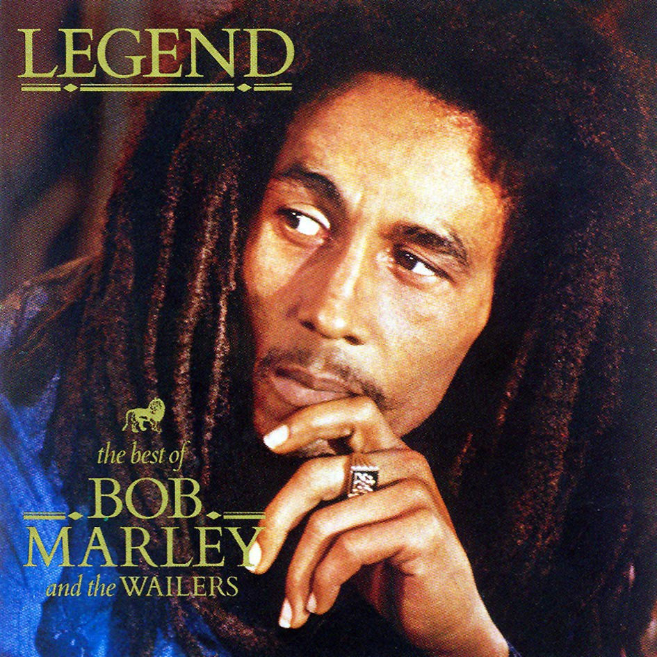 Bob Marley - Legend 2LP