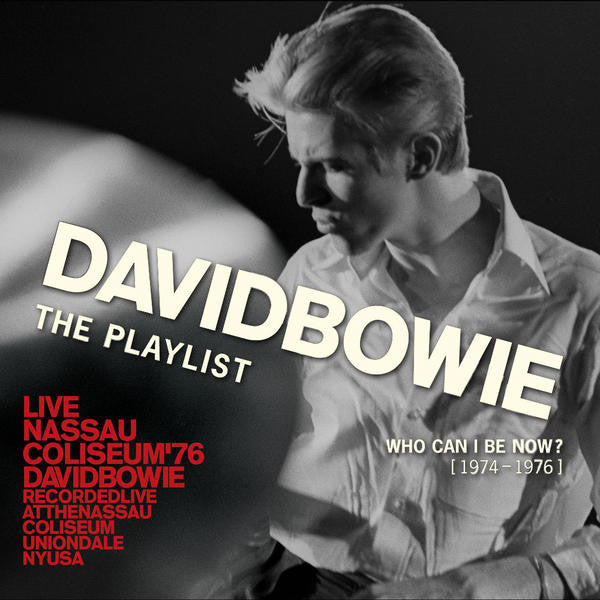 David Bowie - Live Nassau Coliseum '76 2LP