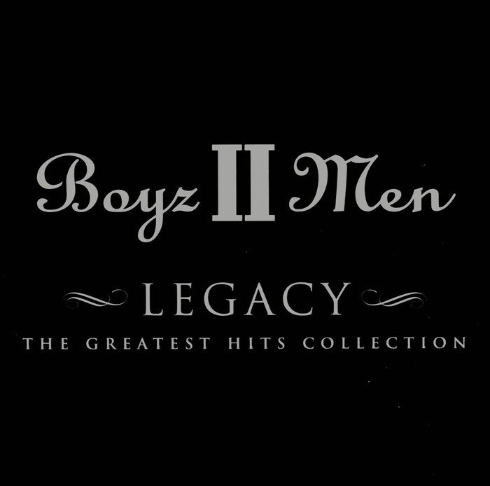 Boyz II Men - Legacy - The Greatest Hits Collection CD
