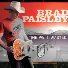 Brad Paisley - Time Well Wasted CD