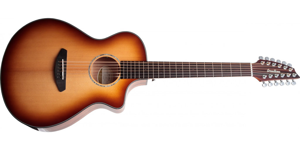 Breedlove Pursuit Concert CE 12-String Copper Burst
