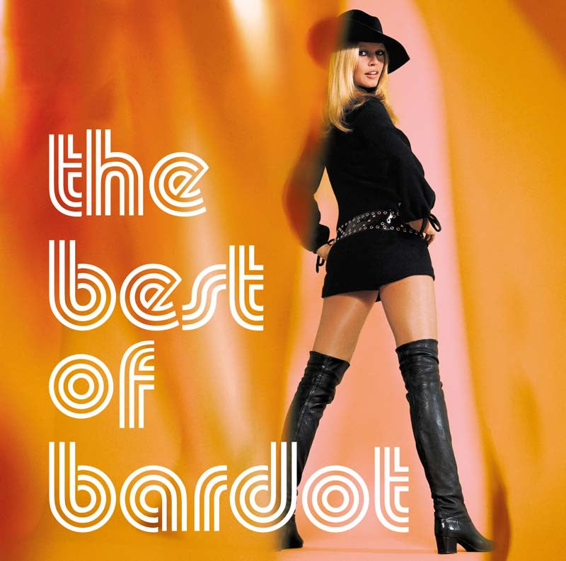 Brigitte Bardot - The Best Of Bardot CD