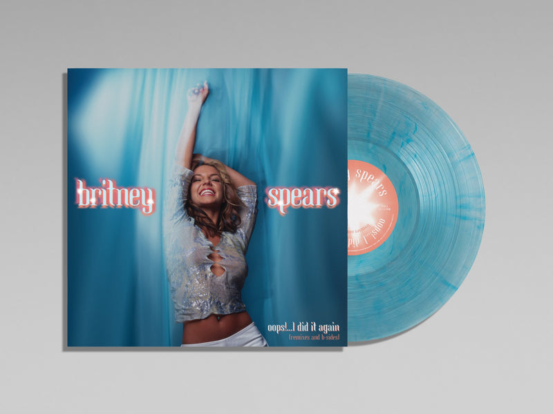 Britney Spears ‎– ... Baby One More Time LP LTD Picture Disc