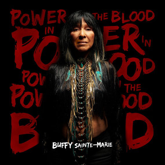 Buffy Sainte-Marie ‎– Power In The Blood LP