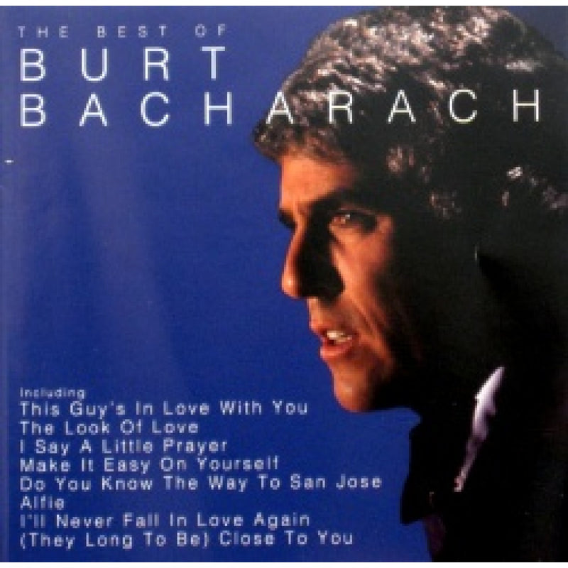 Burt Bacharach - Best Of CD