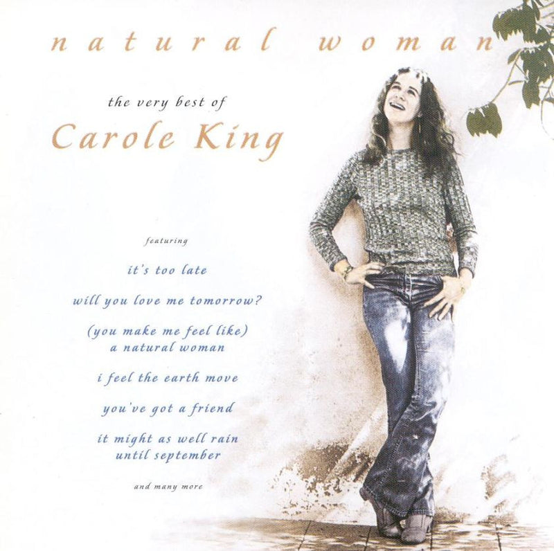 Carole King - Natural Woman - The Very Best Of CD