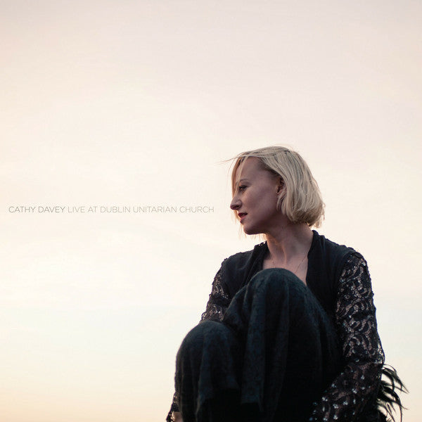 Cathy Davey - Live At The Unitarian Church Dublin LP