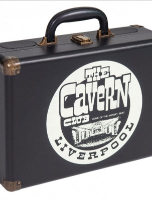 Cavern Club Retro Portable Turntable Available 13/04/19