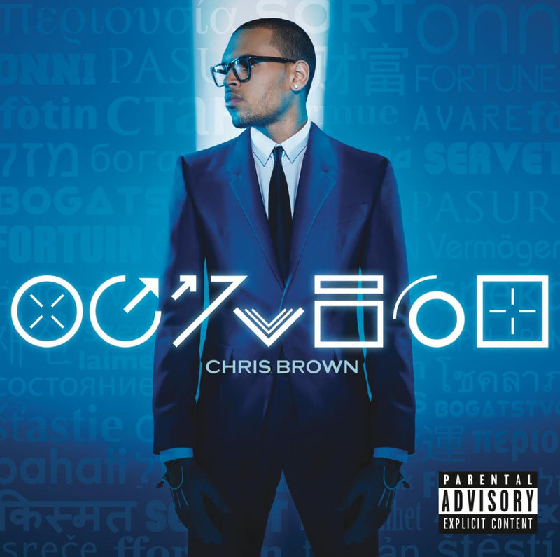 Chris Brown - Fortune CD