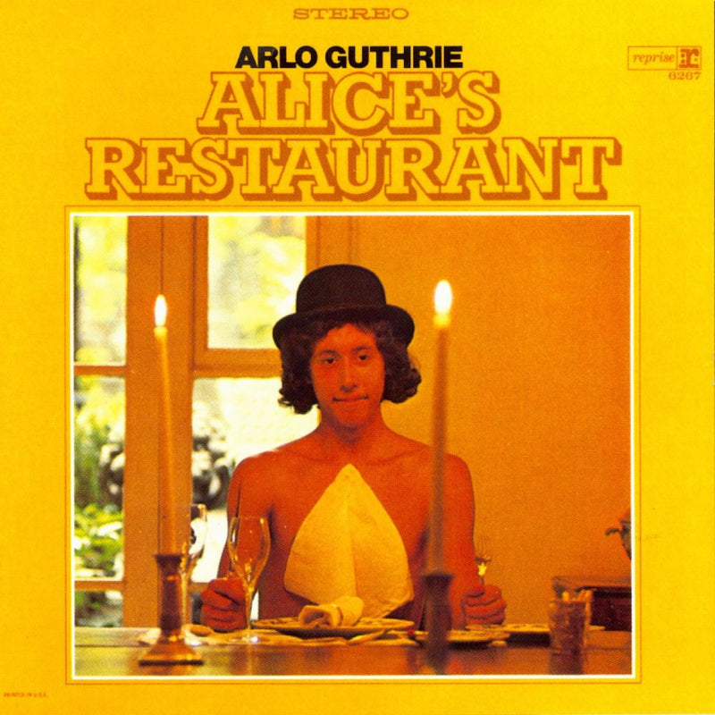 Arlo Guthrie - Alice's Restaurant CD