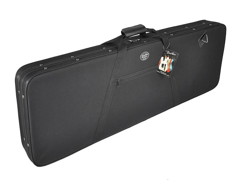 Boston Softcase cloth covered polystyrene case for bass guitar
