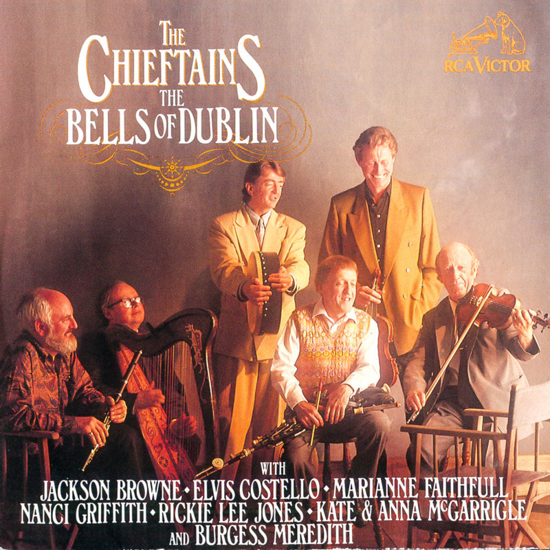 Chieftains - The Bells Of Dublin CD