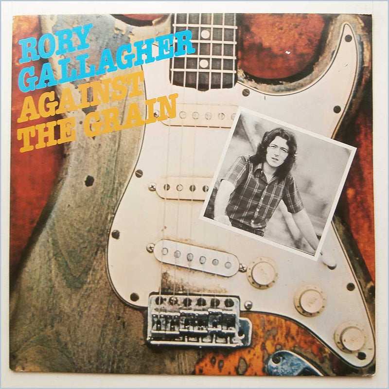 Rory Gallagher - Against The Grain CD