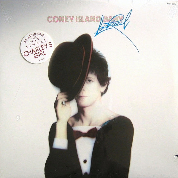 Lou Reed ‎– Coney Island Baby LP
