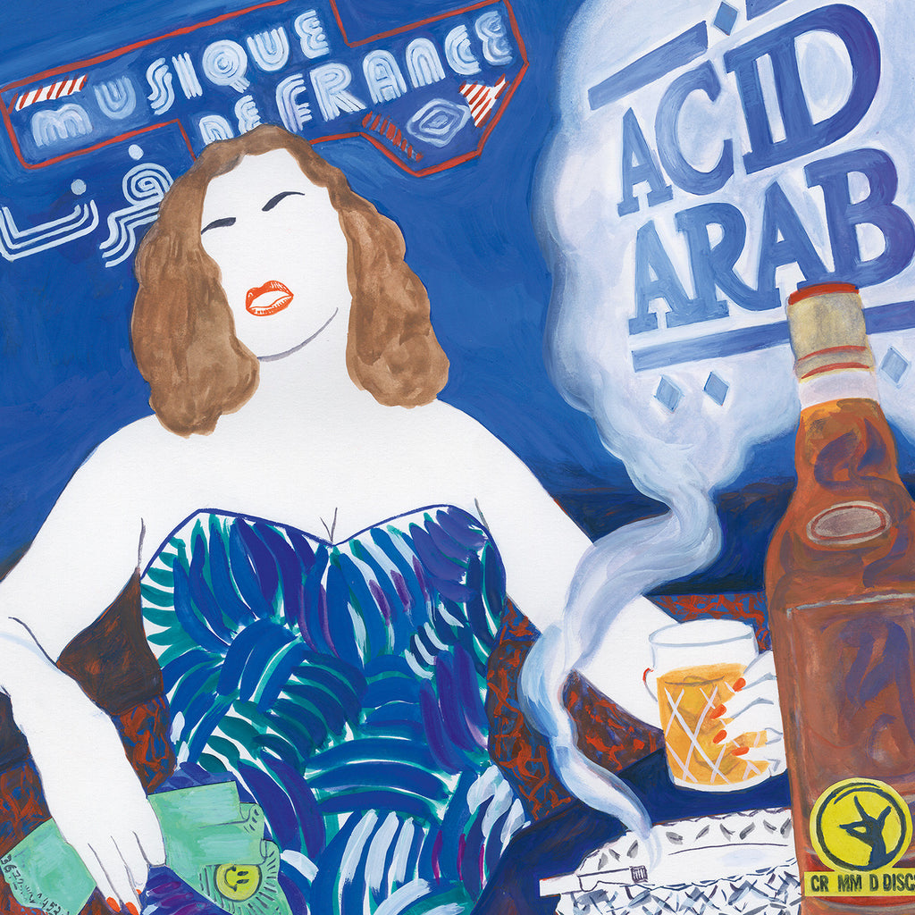 Acid Arab - Musique De France CD