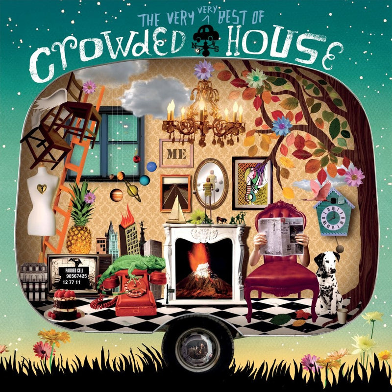 Crowded House - The Very Very Best Of CD