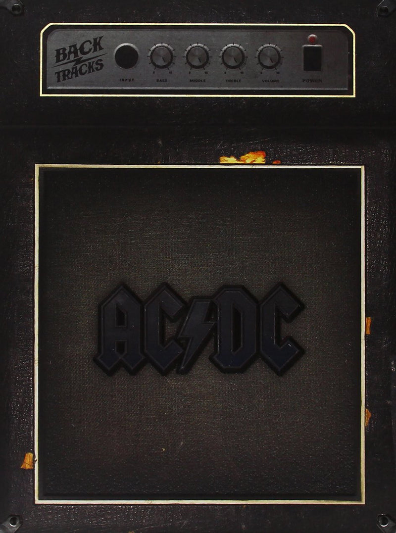 AC/DC - Backtracks 2CD/DVD