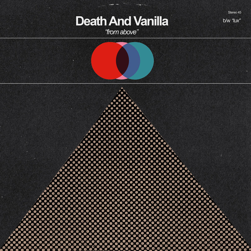 Death And Vanilla - From Above 7""