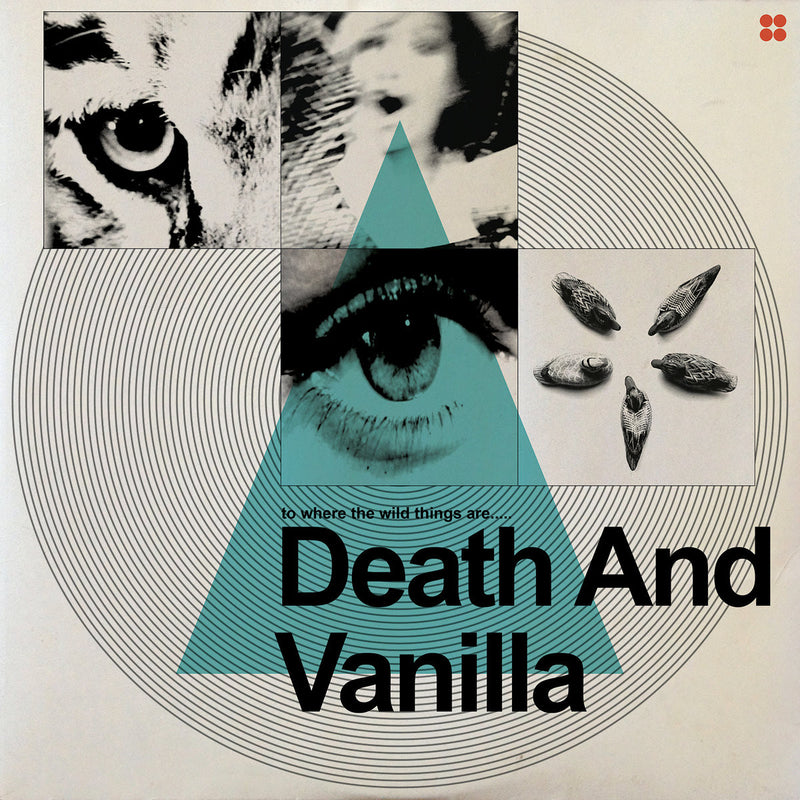 Death And Vanilla - To Where The Wild Things Are CD