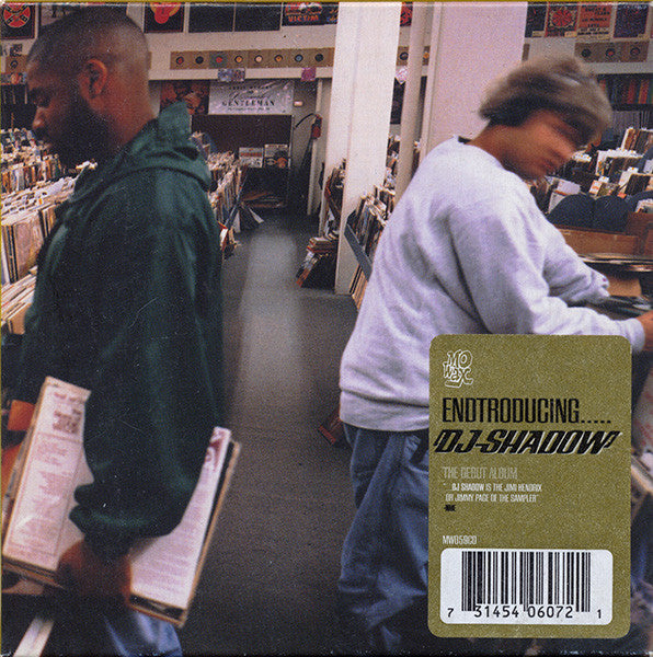 DJ Shadow - Endtroducing... 2LP