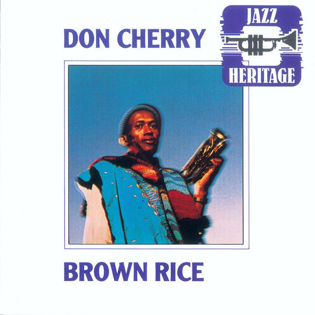 Don Cherry - Brown Rice CD