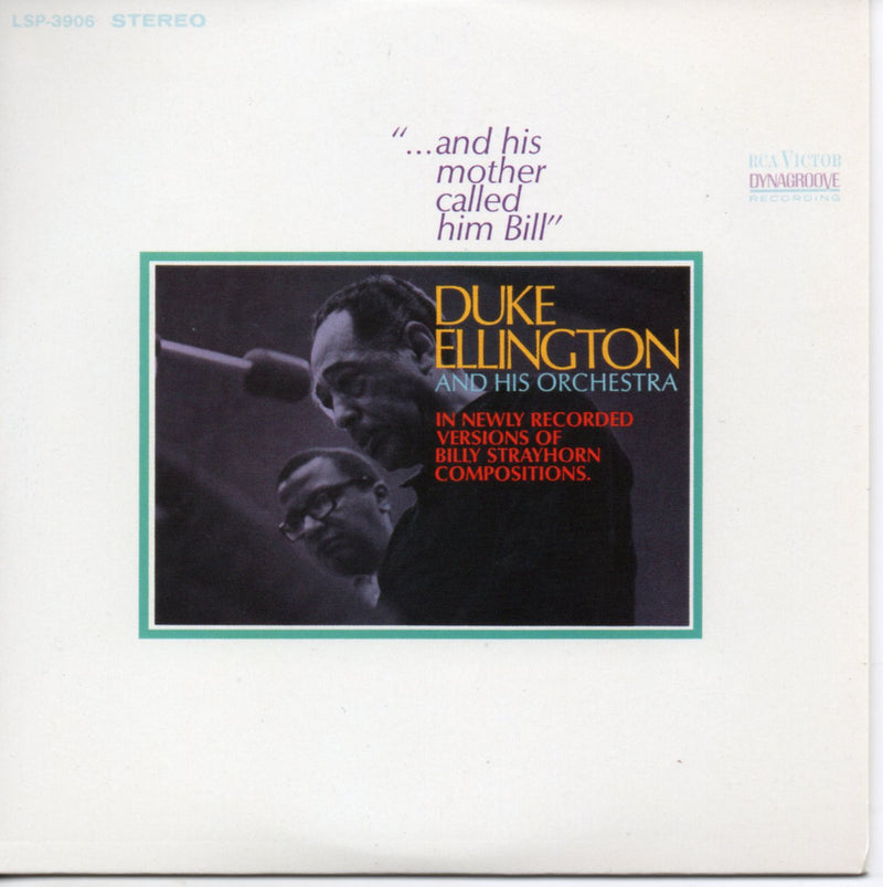 Duke Ellington - And His Mother Called Him Bill CD