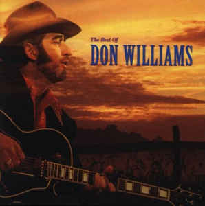 Don Williams ‎– The Best Of CD