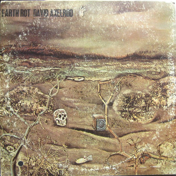 David Axelrod ‎– Earth Rot Vocal Version LP