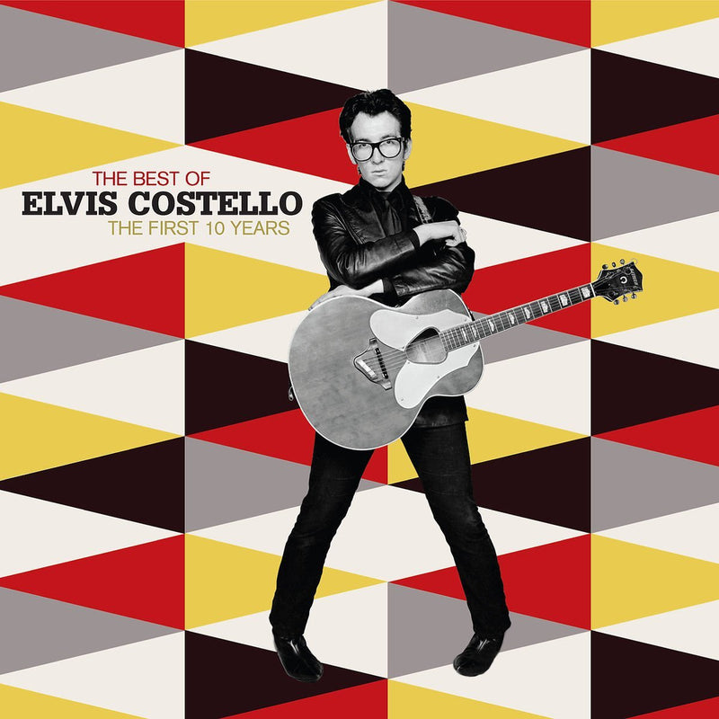 Elvis Costello - The Best Of The First 10 Years CD