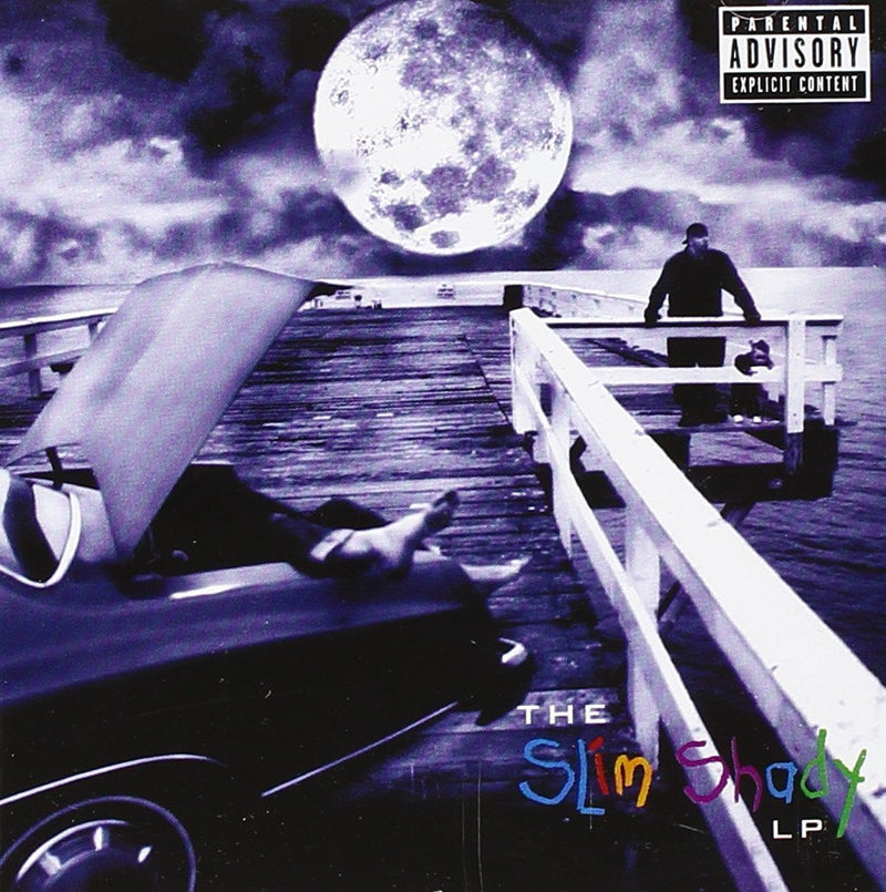 Eminem -  The Slim Shady LP 2LP