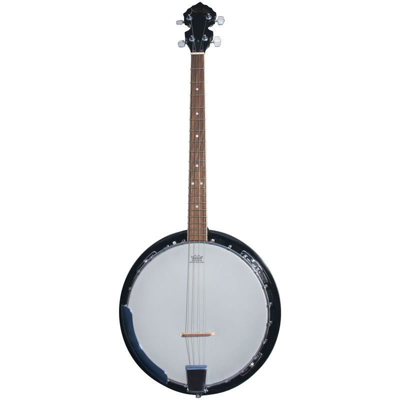 Koda FBJ24 - 4 String 19 Fret Tenor Banjo with Bag