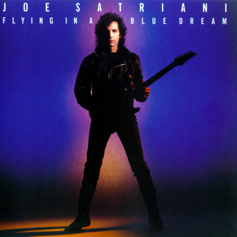 Joe Satriani - Flying In A Blue Dream CD