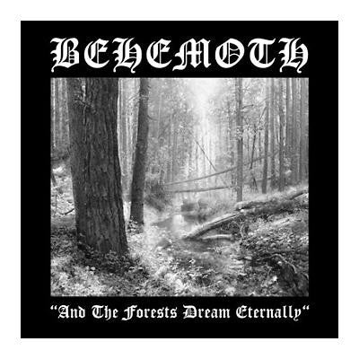 Behemoth ‎– And The Forests Dream Eternally LP