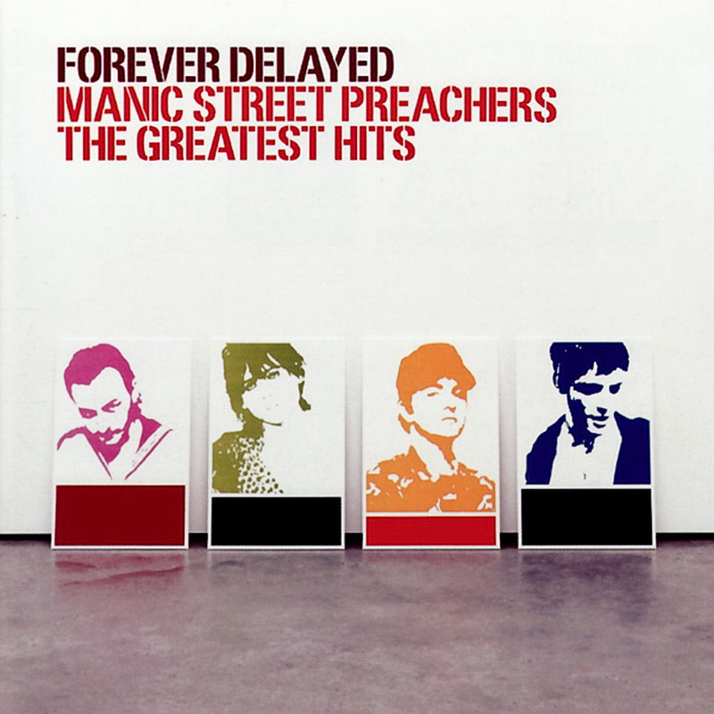 Manic Street Preachers - Forever Delayed CD