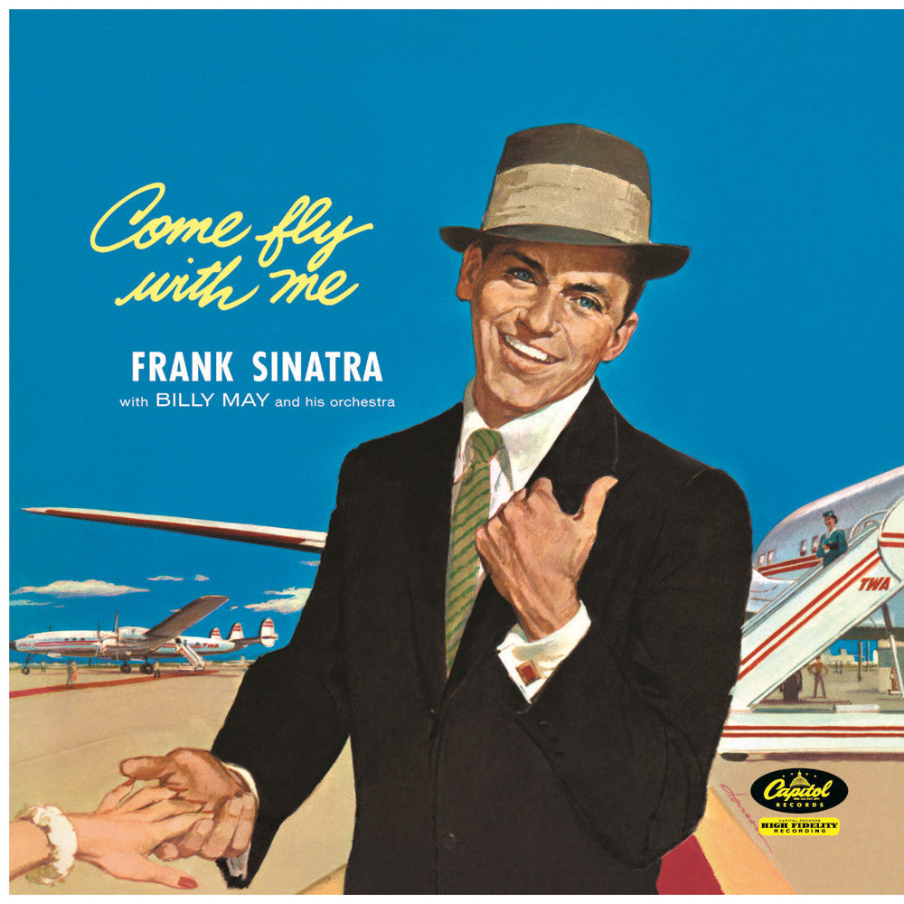 Frank Sinatra - Come Fly With Me LP