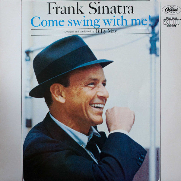 Frank Sinatra - Come Swing With Me! LP