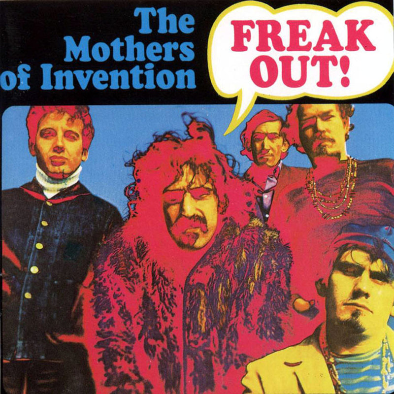 Frank Zappa - Freak Out! CD