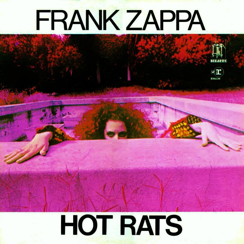 Frank Zappa - Hot Rats CD