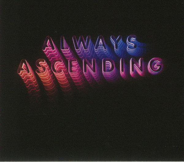 Franz Ferdinand - Always Ascending LP W/ Booklet & Poster LP
