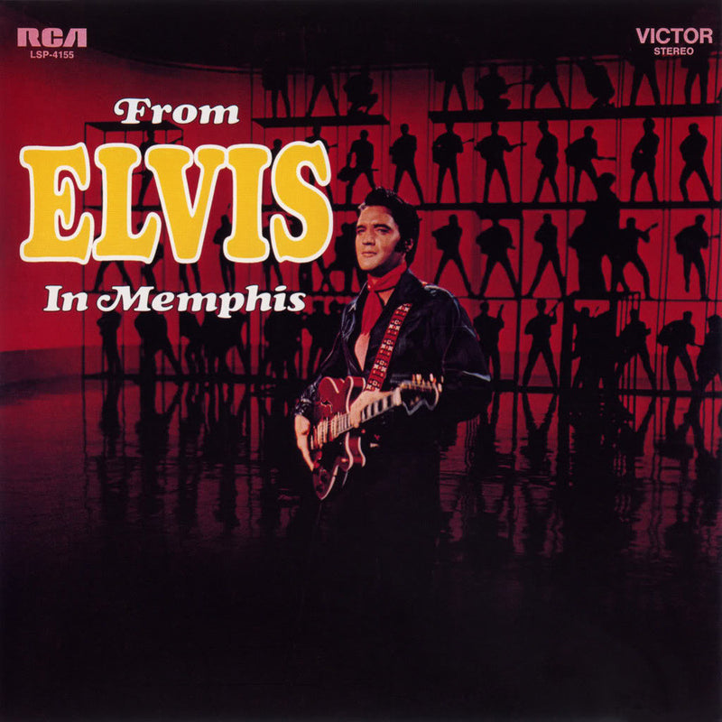 Elvis Presley - From Elvis In Memphis CD