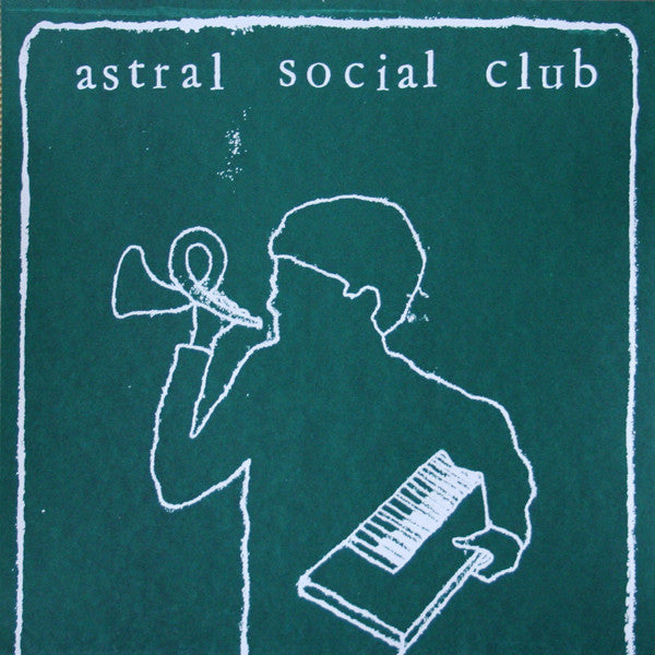 Astral Social Club ‎- Plug Music Ramoon LP
